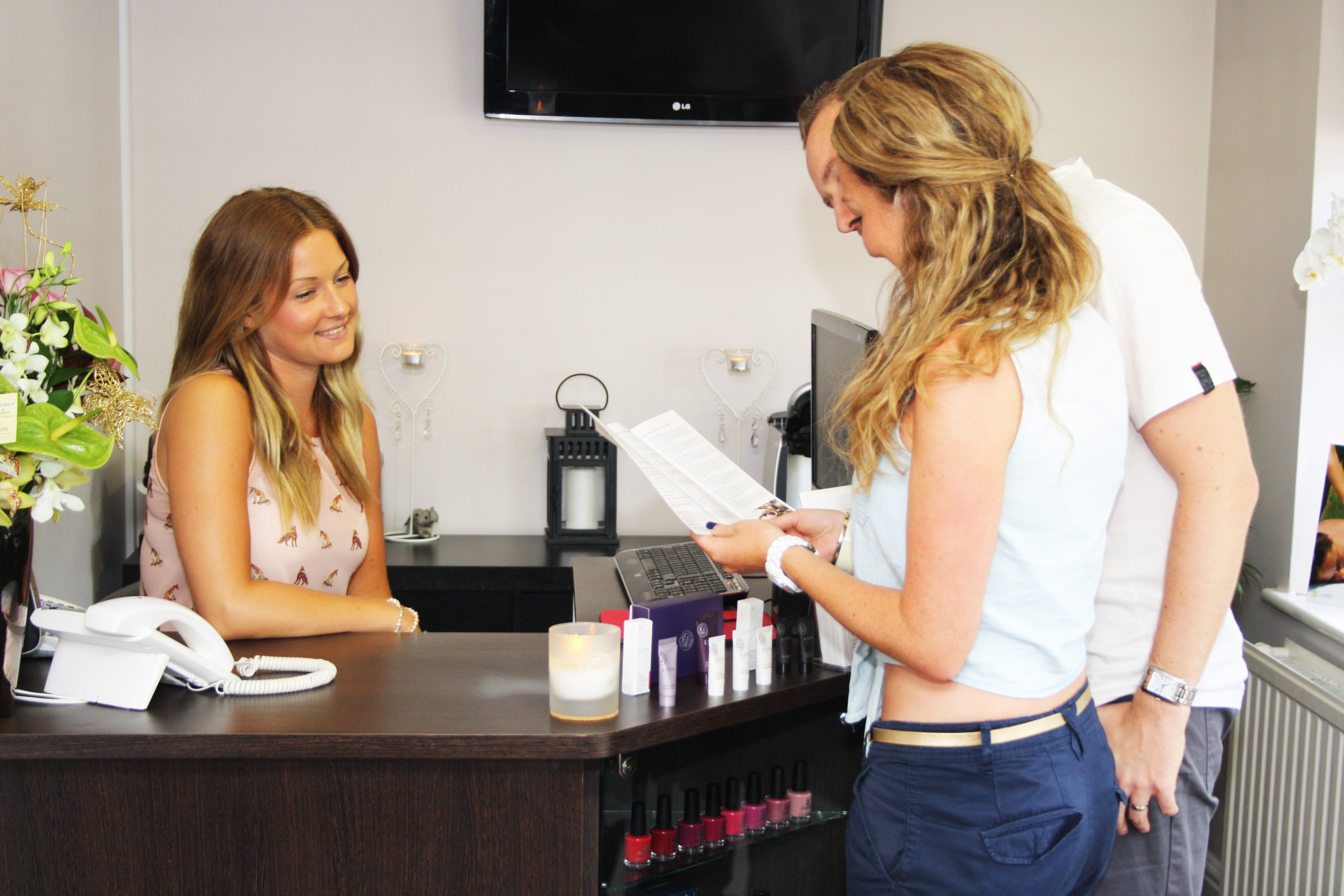 Discount for New Clients at The Signature Spa Hallingbury
